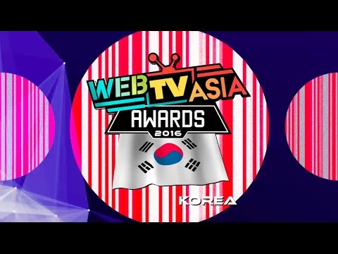 WebTVAsia Awards 2016 Official Promo Video (SEOUL KOREA)