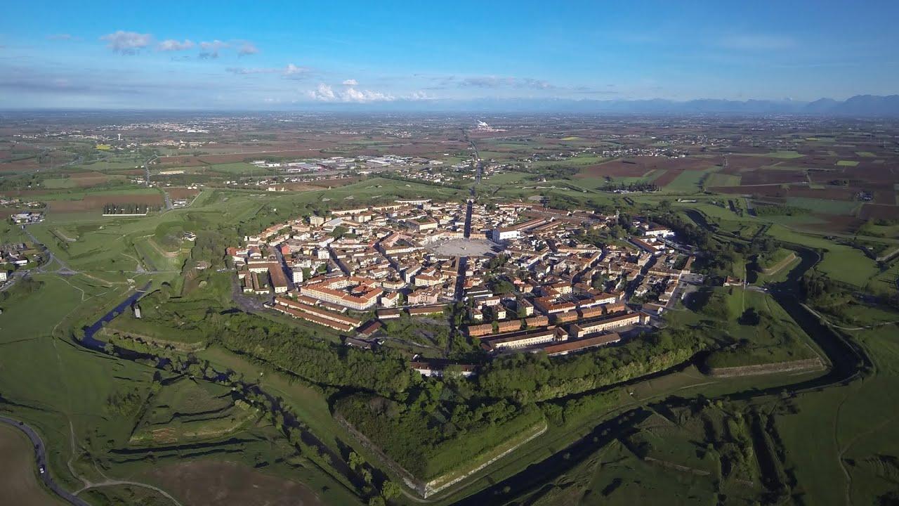 Resultado de imagen de Palmanova Italia