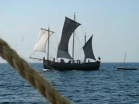 Sailing Lake Onega
