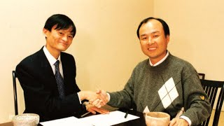 Why Masayoshi Son Invested $20 Million in a Young Jack Ma