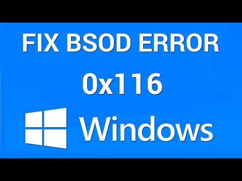 How To Fix Blue Screen Of Stop Error Windows