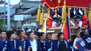志度多和神社秋祭