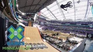 Colton Satterfield: The Real Cost Keys to Success | X Games Minneapolis 2017