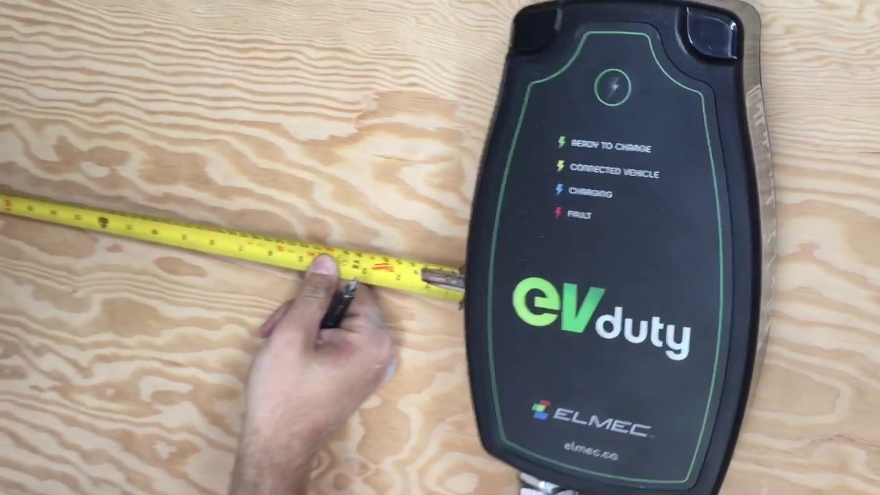 Chrysler Pacifica Electric Vehicle Charger Installation