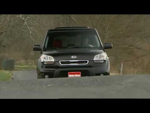 MotorWeek Road Test: 2010 Kia Soul