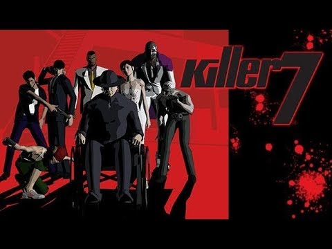 /llnf/ killer7 (Part 6) - suda51's post 9/11 MASTERPIECE - Streamed live on Dec 17, 2018