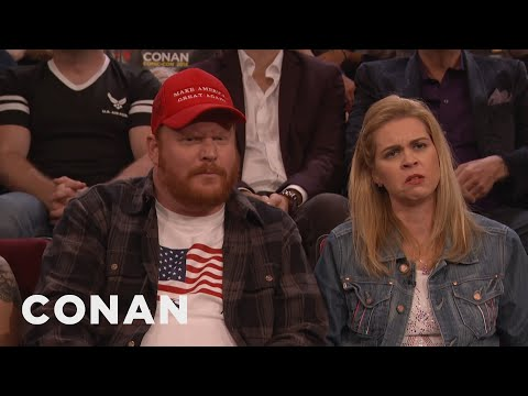 Piss Conan Show
