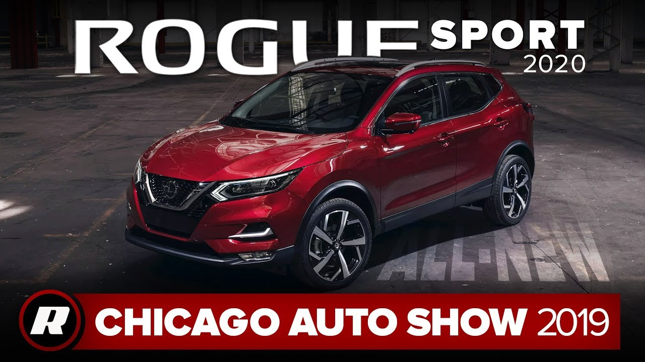 2020 nissan rogue sport gets better looks  more safety tech