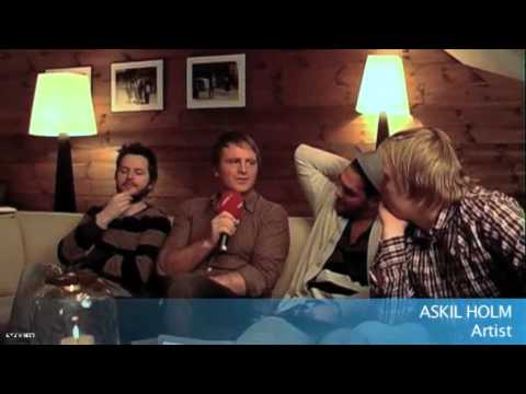 Espen Lind ,Kurt Nilsen,Alejandro fuentes and Askil Holm 1