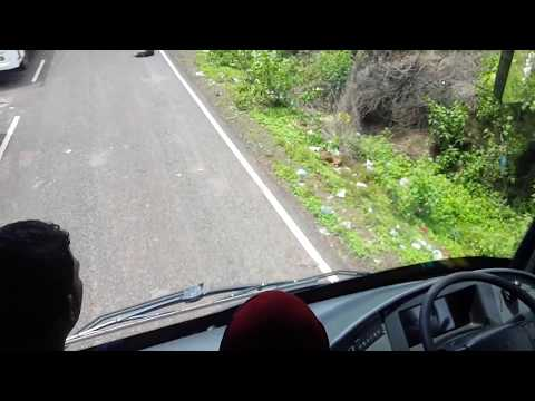 Volvo Bus Drivring India..!!!!