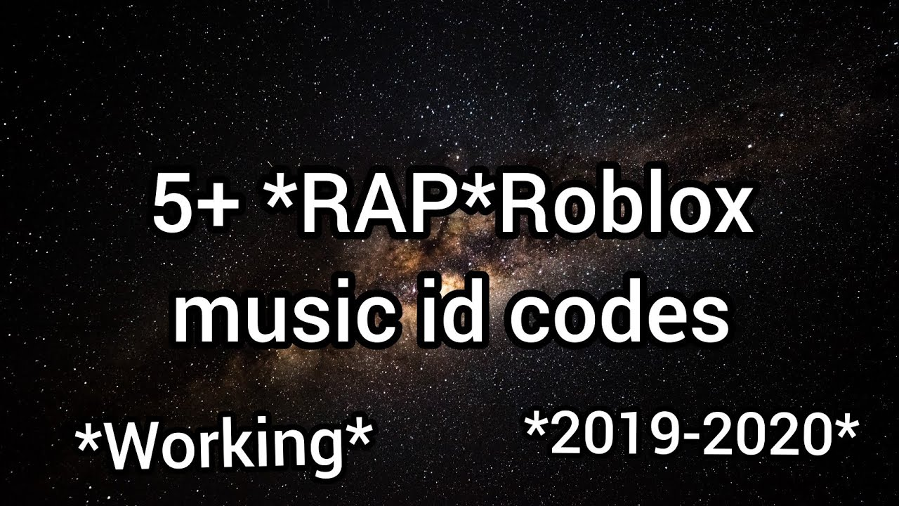 id songs for roblox 2019