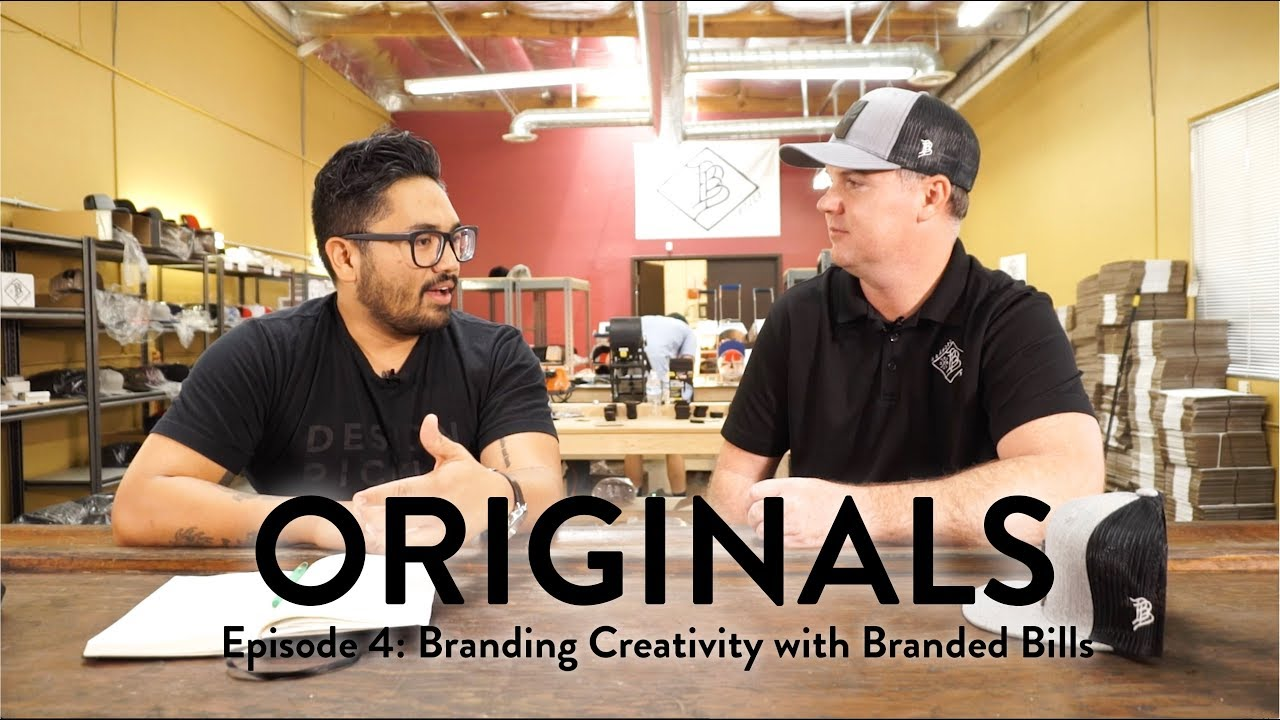 a27b045cb62 ORIGINALS  Branding Creativity with Branded Bills - YouTube