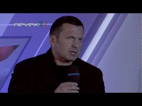 Дебаты с Владимиром Соловьевым о Pussy Riot