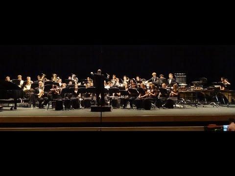 Lake Travis HS Honor Band Recording Concert 2016