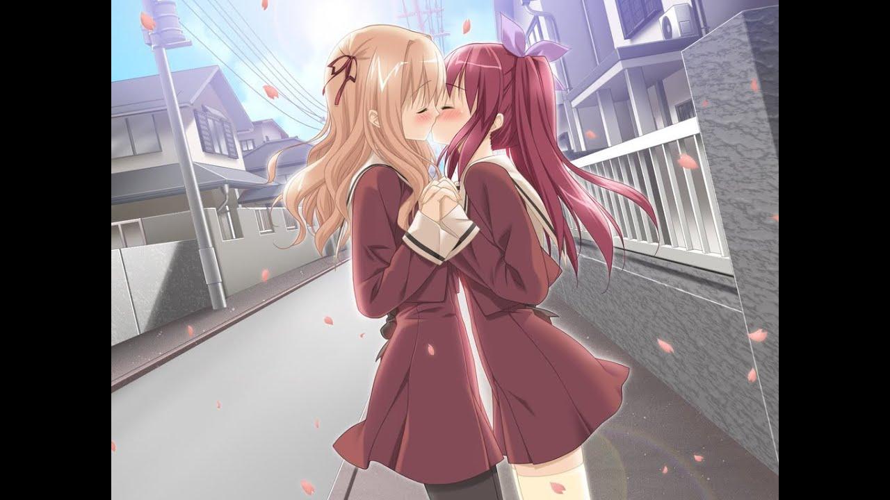 Lesbian Hentai Girls