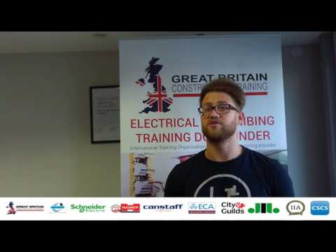 Ben on the NZ Electrical Licensing Programme with GBCT