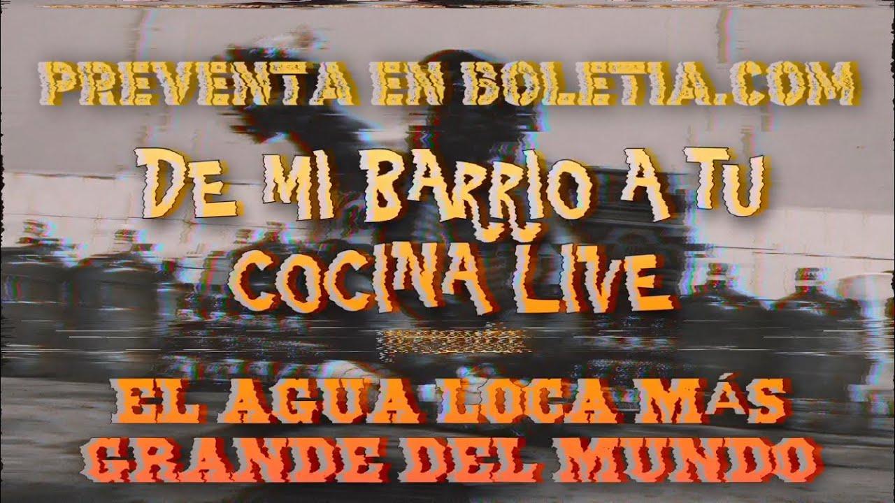 El Agua Loca Más Grande Del Mundo - TRAILER.