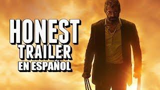 Honest Trailers - Logan (Feat. Deadpool) en ESPAÑOL