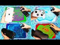 BEST of HYDRO Dipping Compilation | XBOX Controller + iPhone 11 PRO + JBL Speaker + AIR Force 1