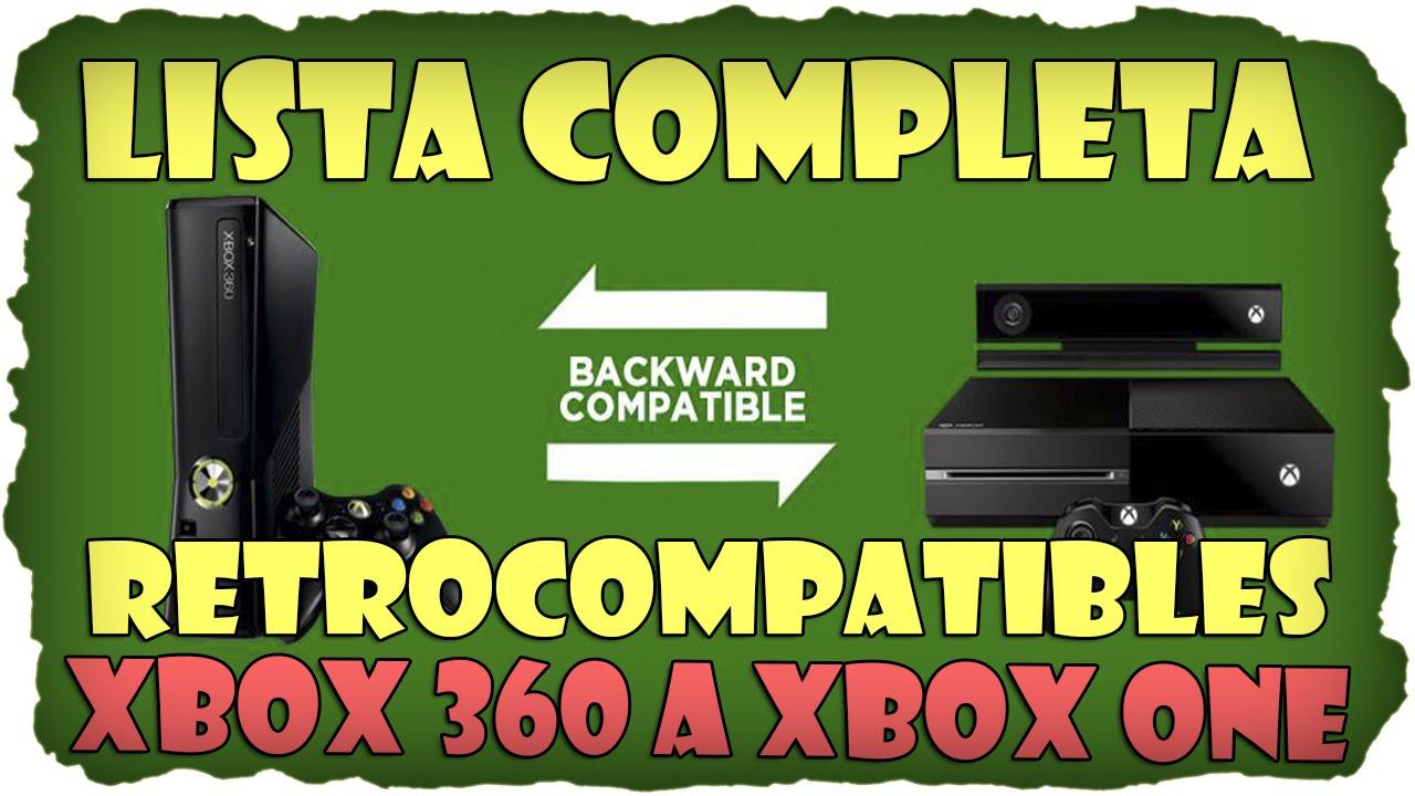 Importante Juegos Retrocompatibles De Xbox 360 En One Lista