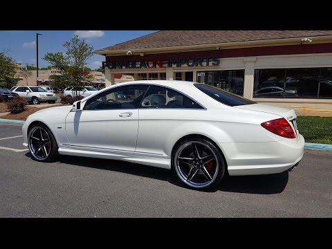 2013 Mercedes-Benz CL-Class CL550 - For Sale - Formula One Imports Charlotte
