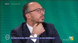 Faraone (PD) a D'Attorre (MDP): Per danneggiare Renzi volete continuare a far vincere la destra?