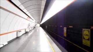 U-Bahn Wien - U-Bahn-Station Schweglerstraße U3
