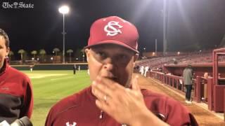 Chad Holbrook talks shutout win over Charleston Southern
