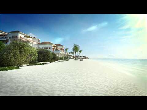 Zemi Beach, Shoal Bay, Anguilla - Beach CGI