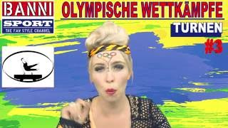 FACEBOOK Trailer Turnen Gymnastics Gimnasia - Olympic Wettkampf - Banni Sport Fan Style & Make-up
