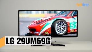 LG 29UM69G — обзор игрового монитора