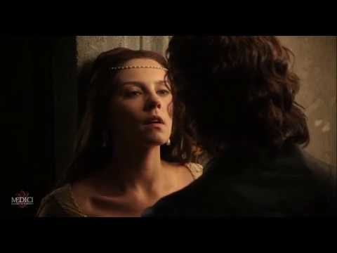 Cosimo and Contessina make a deal - Medici: Masters of Florence