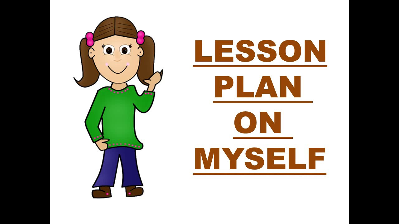 small resolution of MYSELF/ ALL ABOUT MYSELF LESSON PLAN FOR PRESCHOOL. - YouTube