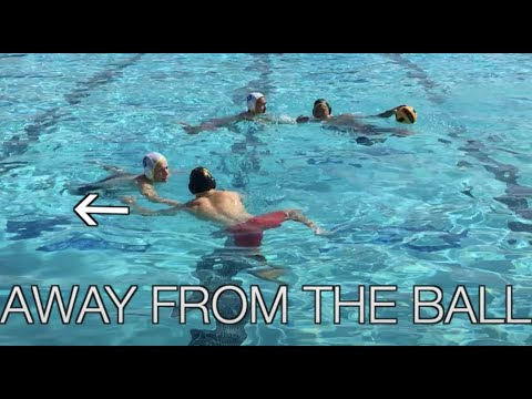 Water Polo 101: Moving the Ball Series Part 2