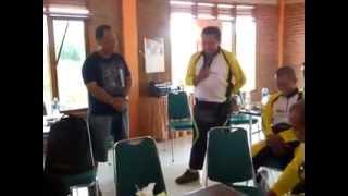 gowes persahabatan ISBC dan IMC 2