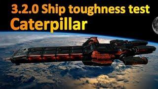 3.2.0 Ship toughness test: Caterpillar - Thanks Jack