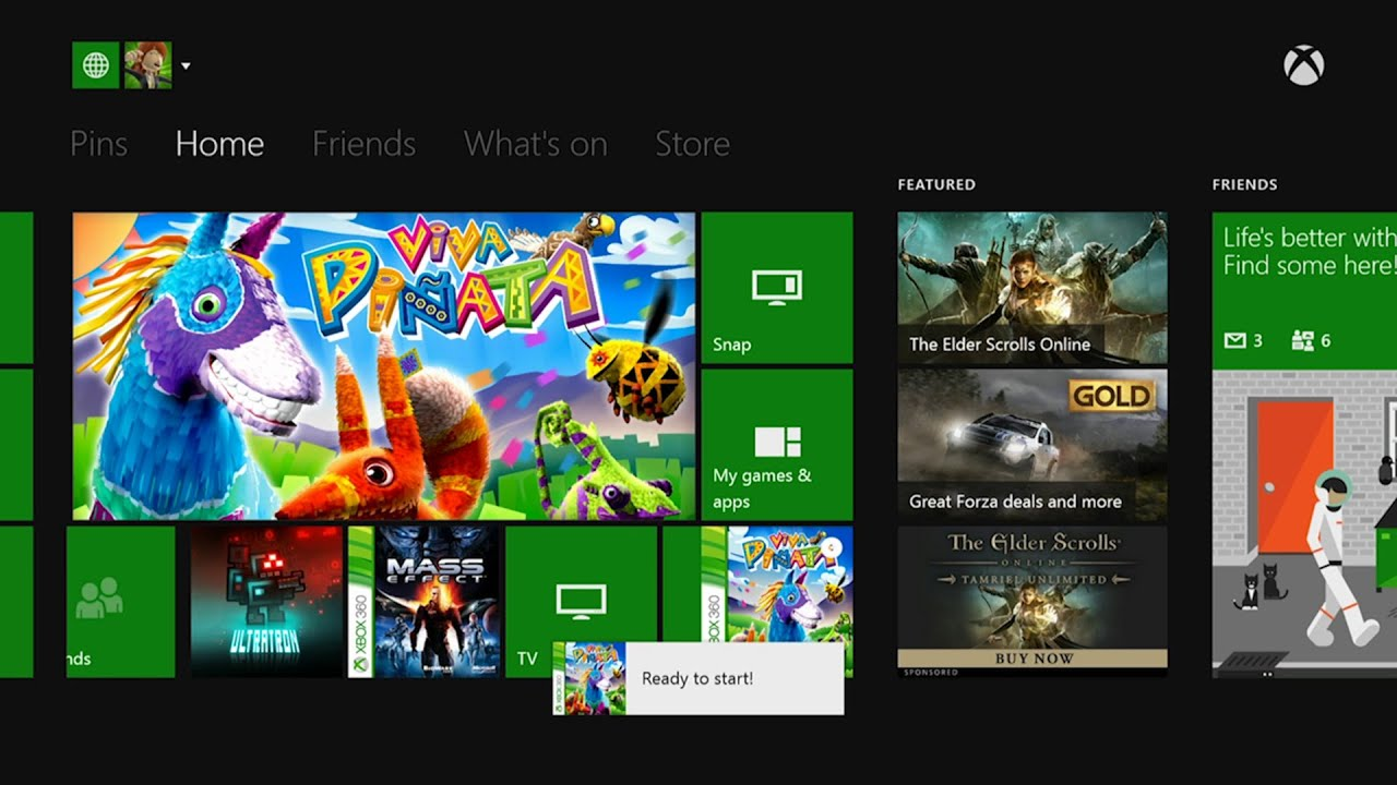 Xbox One: Playing 360 Games with Backward Compatibility