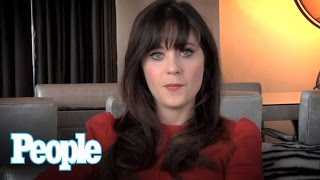 Zooey Deschanel Answers Your Beauty Questions | People