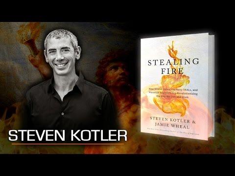Steven Kotler - The Secret Code of Peak Performance