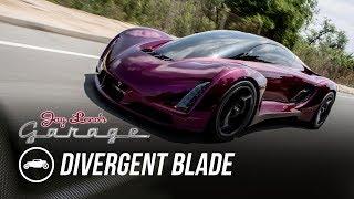 2015 Divergent Blade - Jay Leno
