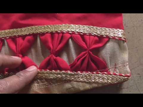Bridal Designer Blouse Images/Picture/Photo video/ Simple Design
