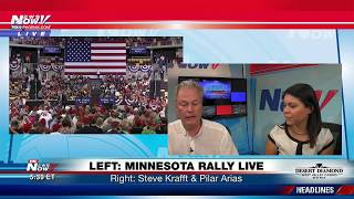 LOCAL RESPONSE: Steve Krafft & Pilar Arias talk border policy executive order (FNN)