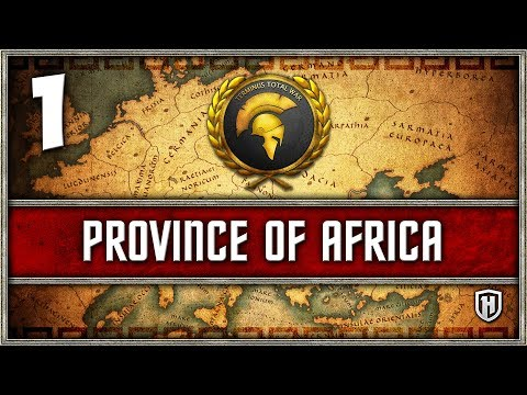 OUT OF THE ASHES | Province of Africa Mini Campaign - Terminus: Total War Imperium