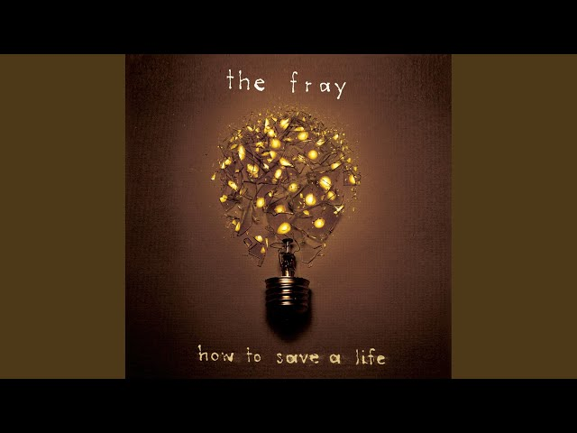 how to save a life the fray meaning