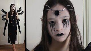 Shadow Elf Halloween Costume DIY