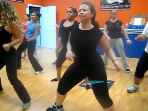 RIO salsa - reggaeton dance workout