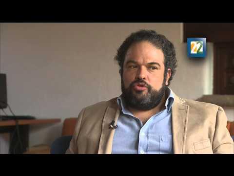 Entrevista con Ximena Escalante y Carlos Corona, sobre la obra de teatro: Homéridas