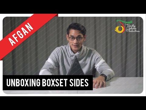 Download lagu terbaru Afgan - Unboxing Boxset SIDES Mp3 online