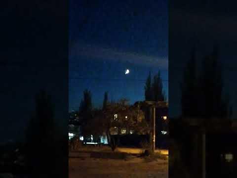 Звезда под луной