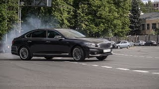 KIA K900, what are you - V8 400 HP